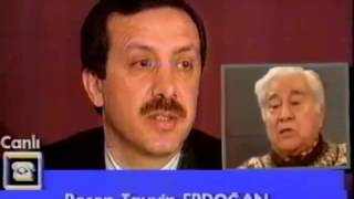 Aziz Nesin ve Recep Tayyip Erdoğan